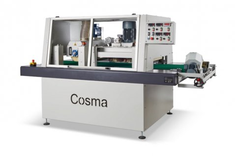 Deburring machine - Cosma Machine Factory