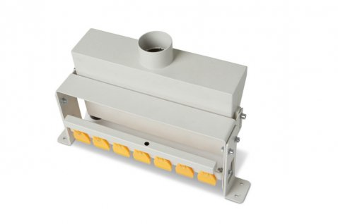 Windjet dedusting - Cosma Machine Factory