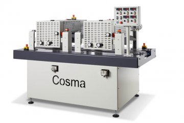 Roller coater double RCRC - Cosma Machinebouwer