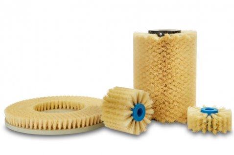 Rotary brushes and padbrush - Cosma Brush Manufacturer