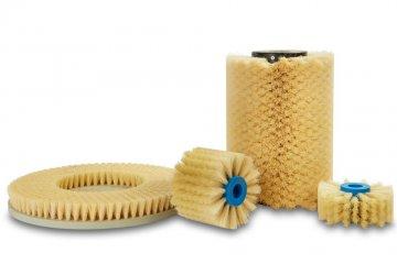 Cilindrische borstels en padborstels - Cosma Borstelfabriek