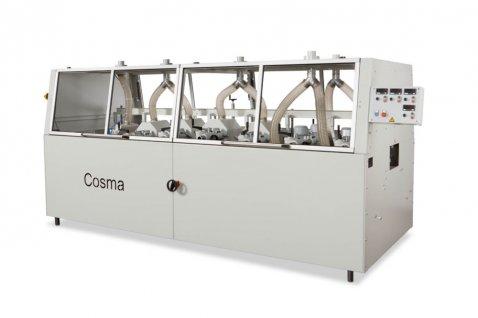 Ponceuse de profile - Cosma Conception de Machines