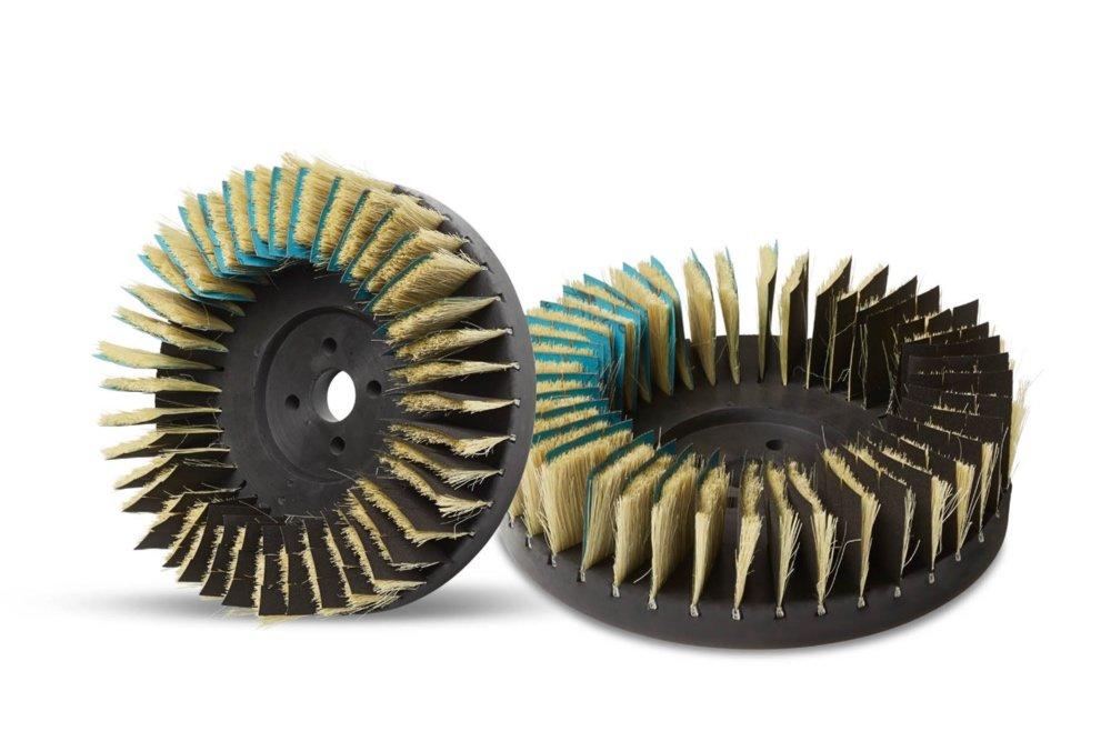 Sanding Brushes Cosma Borstelfabriek Holland