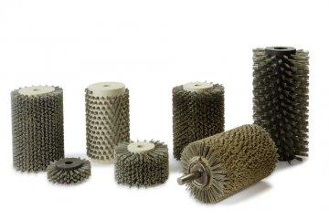 Brosses de défibrage - Fabricant de Brosses Cosma