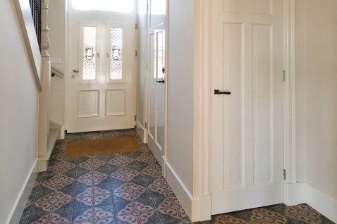 Wooden doors production - Cosma Brush & Machine Manufacturer