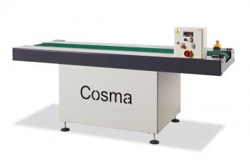Transportband aangedreven - Cosma Machinebouwer