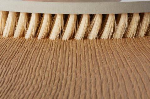Brosses pad pour huiler le bois - Cosma Traitement de Surface