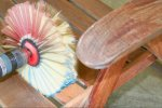 Werkzeugbürsten Holz Schleifen - Cosma Bürstenhersteller