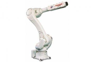 Roboterarm zum Schleifen Kawasaki - Cosma Maschinenhersteller