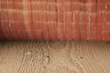 Schleifbürsten mit Schleifpapier für Holz - Cosma Oberflächentechnik