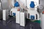 Walzenbürsten zum Schleifen - Cosma Maschinenhersteller