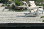 Terrasse de jardin - Cosma Fabricant de Brosses & Machines