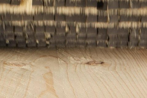 Pré-ponçage - Cosma Traitement de Surface