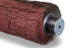 Brosse à ébavurer pour la machine d'ébavurage Timesavers - Fabricant de Brosses Cosma