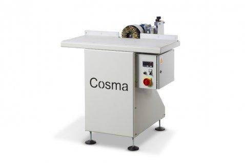 Edge sanding machine - Cosma Machine Factory