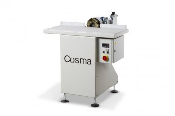 Edge sanding machine - Cosma Machine Factory