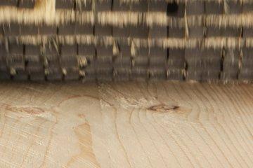 Vorschleifen Holz Schleifbürste - Cosma Oberflächentechnik