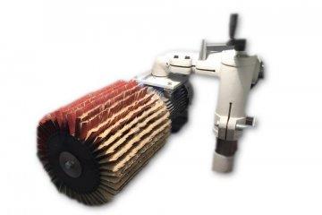 Einbau Bürsteneinheit - Cosma Maschinenbauer
